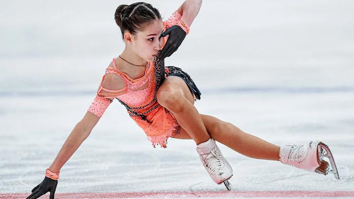 Гран-при среди юниоров. Акатьева победила в Красноярске