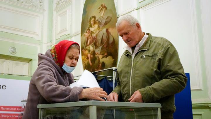 В Москве переголосовать решили 95 тысяч избирателей