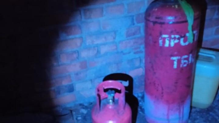 Взрыв газового баллона в Альметьевске: пострадали три женщины