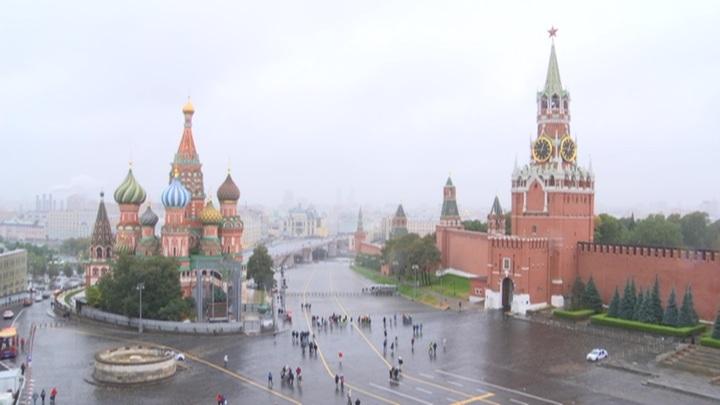 В Москве за ночь выпало уже около четверти месячной нормы осадков