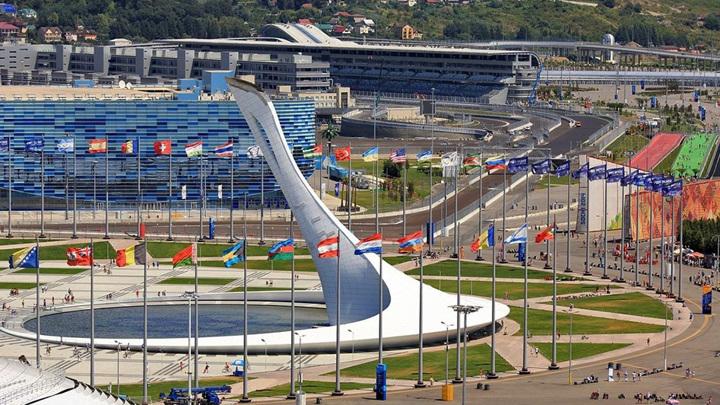 Олимпийский парк в Сочи закроется для посещений