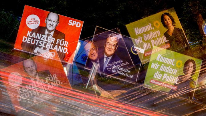 В Германии сегодня – день тишины