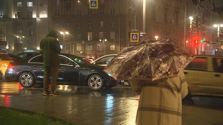 В Москве накануне выпало рекордное количество осадков