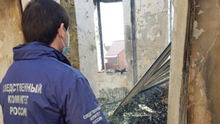 Владелец сгоревшей гостиницы задержан после смерти трех человек