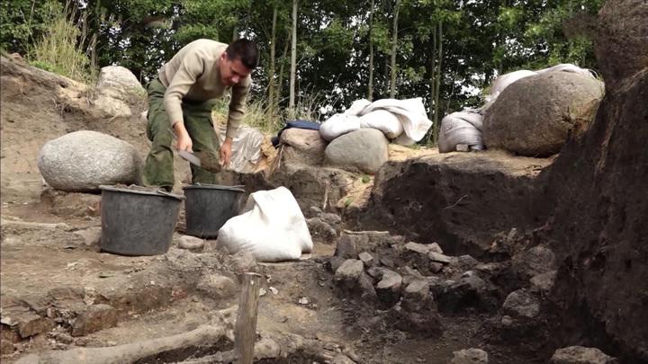 В Усвятах Псковской области обнаружили старинный город времен Ярослава Мудрого