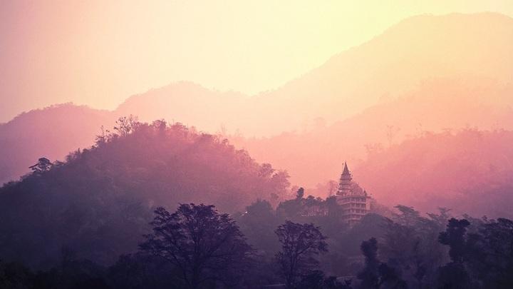 Храм Ришикеш Индия /pixabay.com/