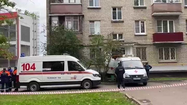 Курсантов университета МВД нашли мертвыми на западе Москвы