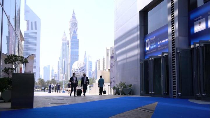"""""""Газпром нефть"""" представила прогрессивные разработки на конференции в ОАЭ"""