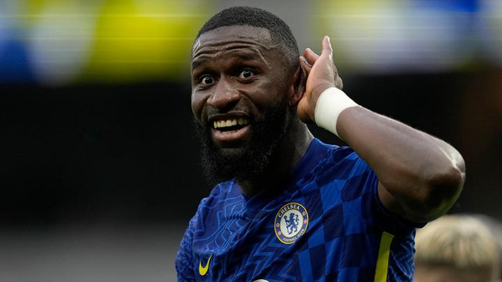 """""""Бавария"""" зовет Рюдигера. Игрок требует 10 млн евро"""