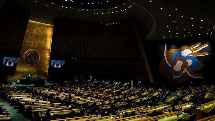 Главы МИД Армении и Азербайджана встретились на Генассамблее ООН