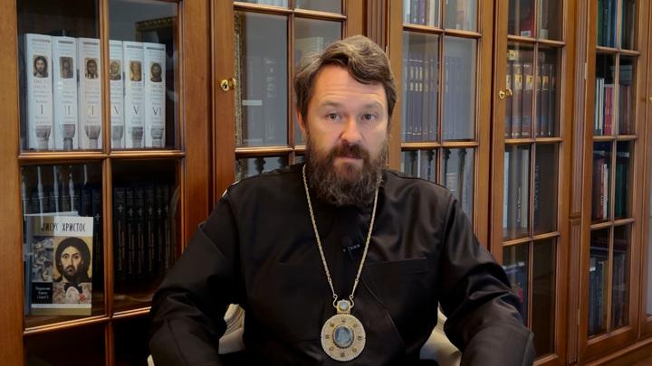 Митрополит Иларион дал совет Госдуме нового созыва