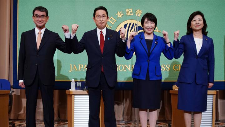 Внутри частокола: решающим в выборе нового премьера Японии станет голос женщины