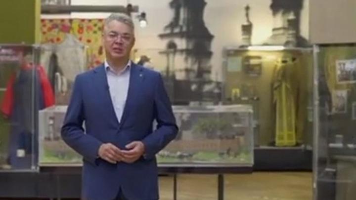 Владимир Владимиров поздравил ставропольцев с Днем края