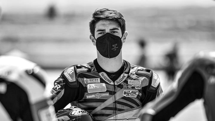 Смертельная гонка: в Испании погиб 15-летний мотогонщик