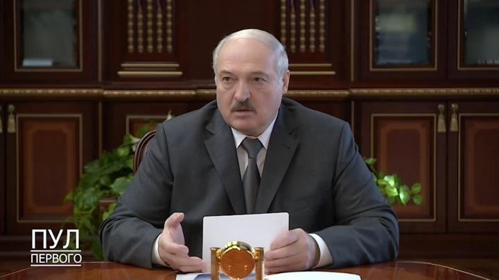 Лукашенко: новый президент должен быть под контролем общества