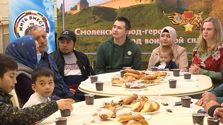 В Смоленской области реализуется проект по адаптации мигрантов