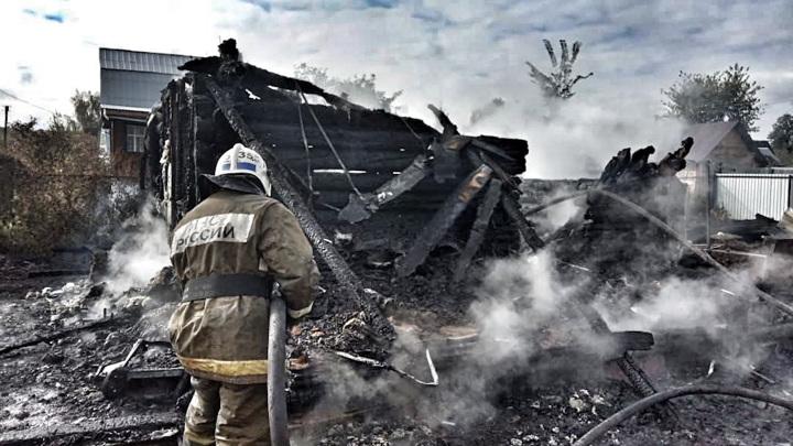 Пожар в Уфе: подросток, пытавшийся спасти сестру, скончался