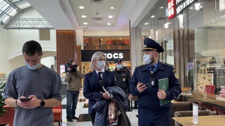 """ТЦ """"Атриум"""" в столице могут закрыть на 90 суток за нарушение мер профилактики COVID"""