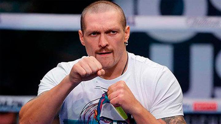 Александр Усик поднялся в престижном рейтинге журнала The Ring
