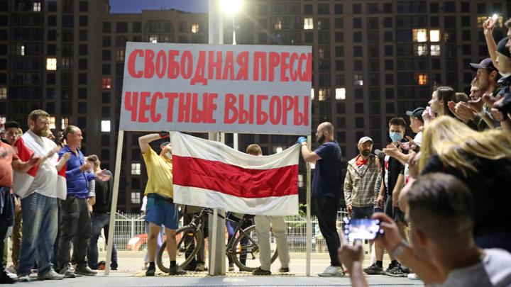 Москва призвала Минск обеспечить условия для работы российских СМИ