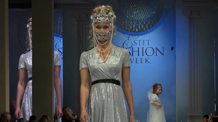 Маски дизайнера из Владимира покорили Неделю моды в Милане и Нью-Йорке