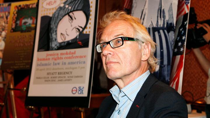 Шведский карикатурист Ларс Вилкс погиб в автоаварии