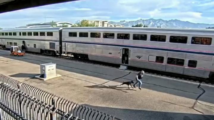 В Аризоне полицейским пришлось брать штурмом поезд из-за стрельбы