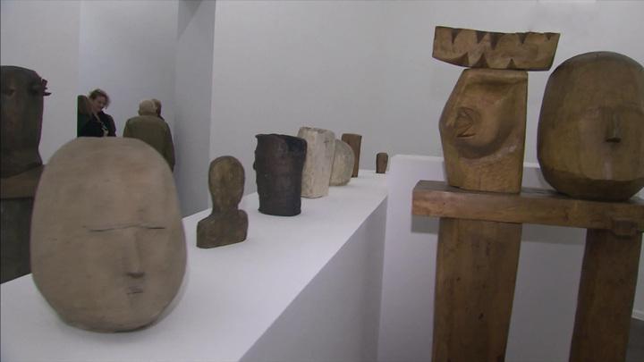 Выставка работ Андрея Красулина в Московском музее современного искусства