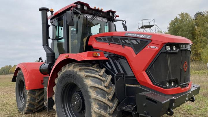 В Петербурге запустят производство самоуправляемых тракторов