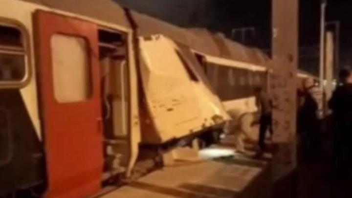Столкновение поездов в Тунисе: пострадало больше 30 человек