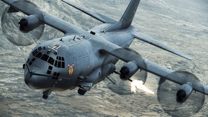 Американские военные самолеты оснастят лазерными установками