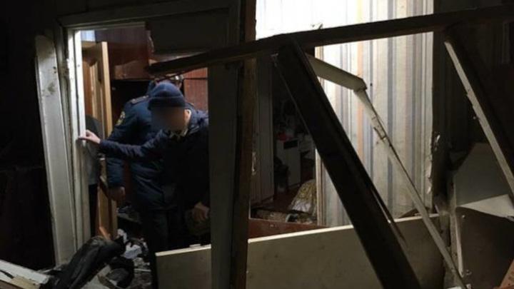 Выбитые окна и сломанные стены: в квартире взорвался водонагреватель