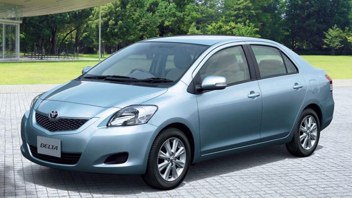 Toyota ставит на Belta: готов конкурент Rapid и Solaris