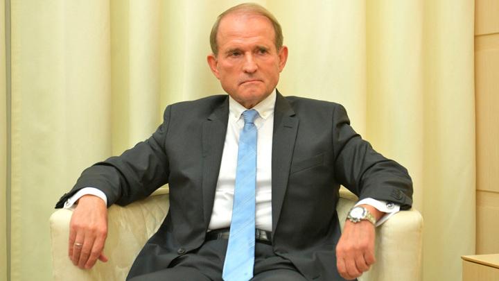 Медведчук прокомментировал акцию национал-радикалов у своего дома