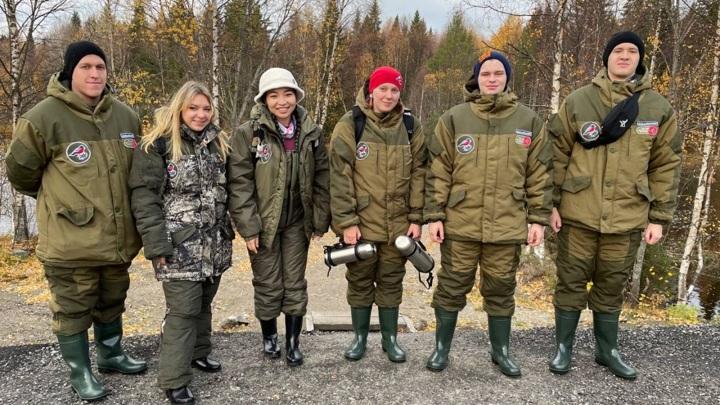 Волонтеры избавили Карелию от 50 тонн отходов