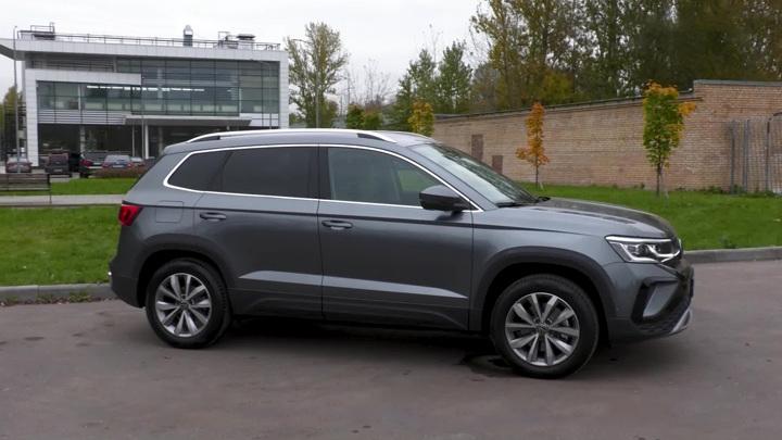 2,5 миллиона за малыша: чем озадачил новый VW Taos