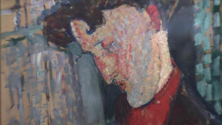 """В Пушкинском музее готовят к открытию выставку """"Свободное искусство. Итальянский футуризм из коллекции Джанни Маттиоли"""""""