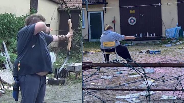 В Норвегии мужчина, стрелявший в людей из лука, сотрудничает со следствием