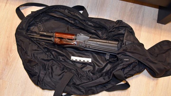 Боеготовый арсенал изъяли у мужчины в Ростове