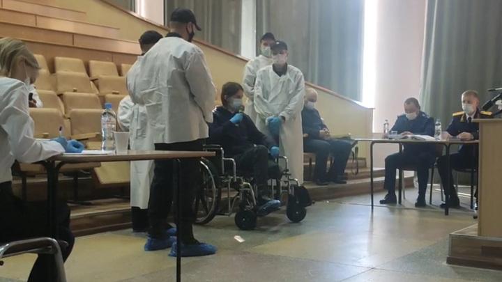 Арестован: суд над Тимуром Бекмансуровым прошел в больнице