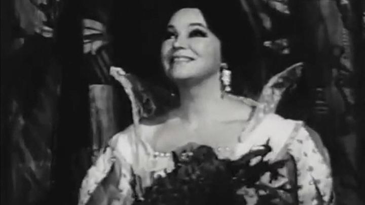 Ушла из жизни оперная певица Бэла Руденко