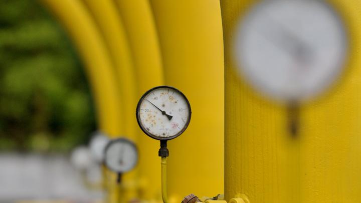 """""""Газпром"""" сокращает прокачку через ГТС Украины"""