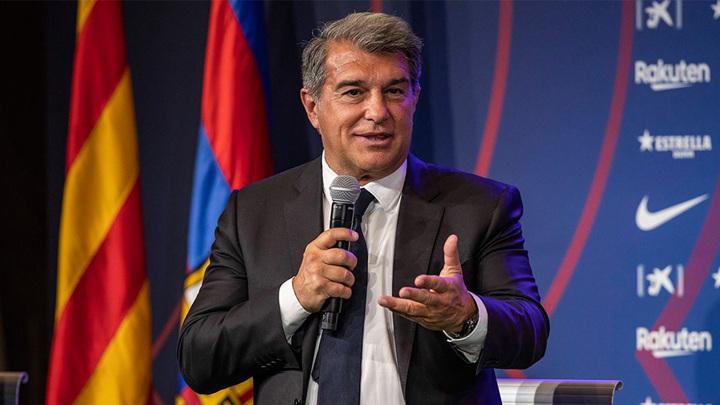 """УЕФА проиграет"". Президент ""Барселоны"" Лапорта о Суперлиге"