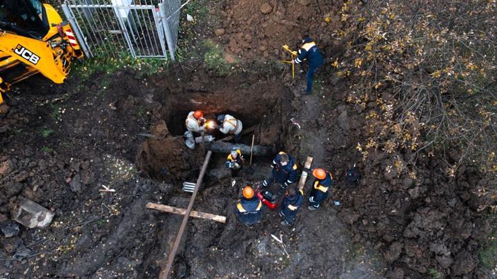 Газоснабжение домов в Москве восстановлено после пожара на подстанции