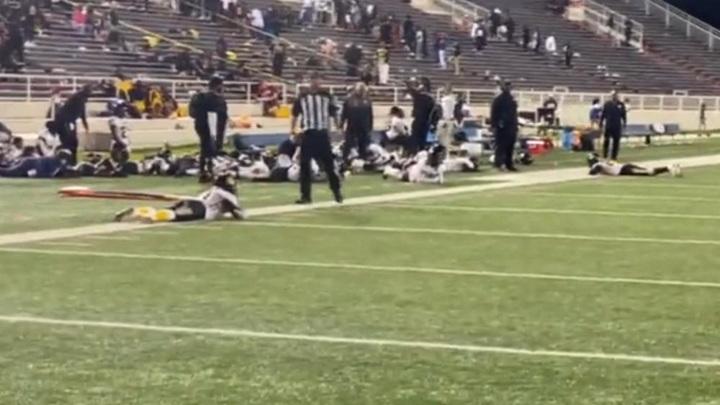 Четыре человека ранены во время стрельбы на футбольном матче в США