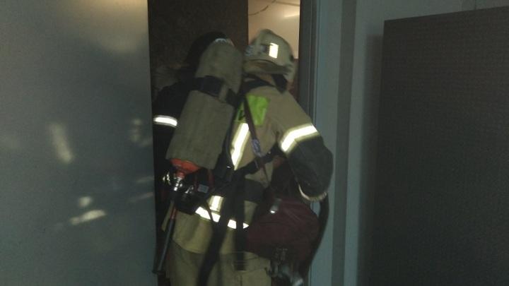 Во Владимире из фитнес-центра эвакуировали 40 человек из-за пожара в сауне