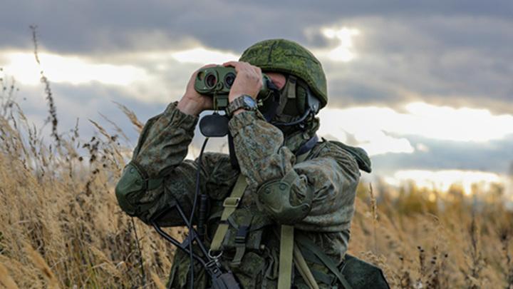 """В Крыму военные предотвратили """"теракт"""", уничтожив """"боевиков"""""""