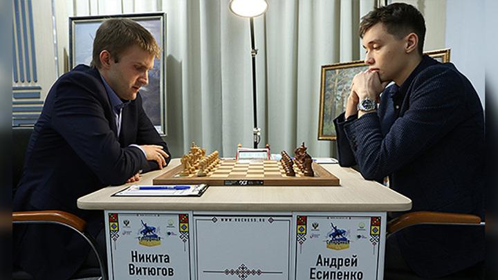 Шахматы. Суперфинал первенства России определит чемпиона