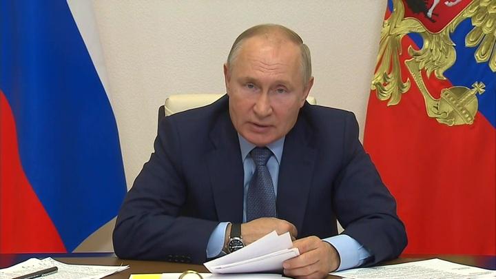 В России объявлена нерабочая неделя