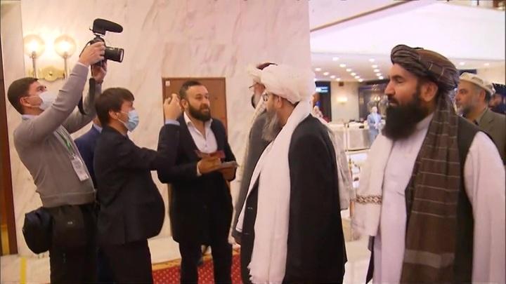 """""""Талибан"""": правительство Афганистана еще не окончательное"""